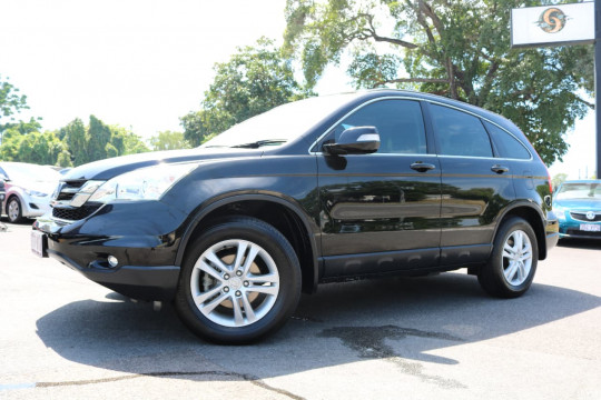 Honda CR-V LUXURY RE MY11