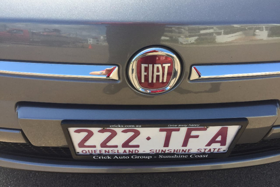 2013 Fiat Fiat 500 Series 1 Pop Hatchback