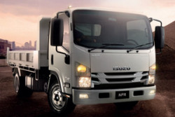 New Isuzu Tippers
