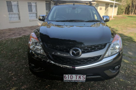 2013 Mazda BT-50 UP0YF1 GT Utility