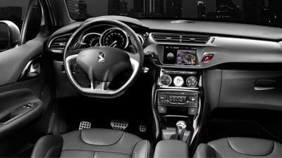 DS3 6 Airbags