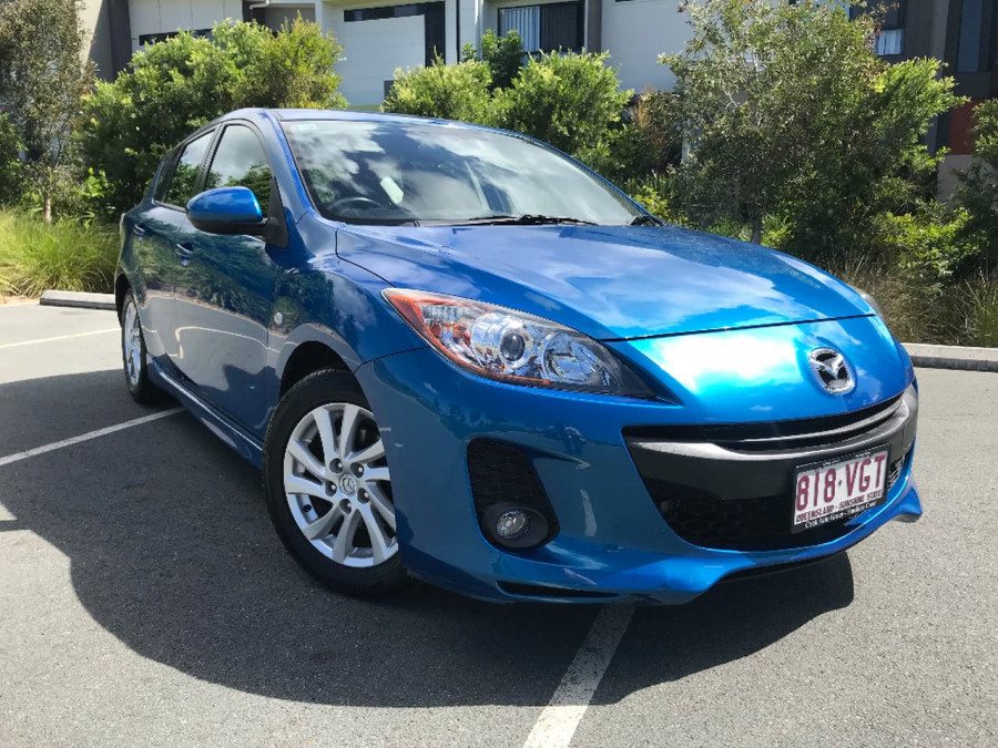 2011 Mazda 3 Bl Sport Hatchback For Sale In Sunshine Coast