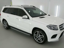 Mercedes-Benz Gls350 d X166 807MY
