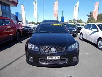 2011 MY10 Holden Ute VE II SV6 Utility