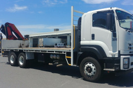Isuzu FX Series 1500 long FXZ