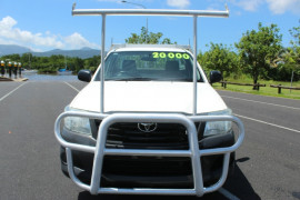 2013 Toyota HiLux TGN16R MY12 WORKMATE SINGLE CAB Cab chassis