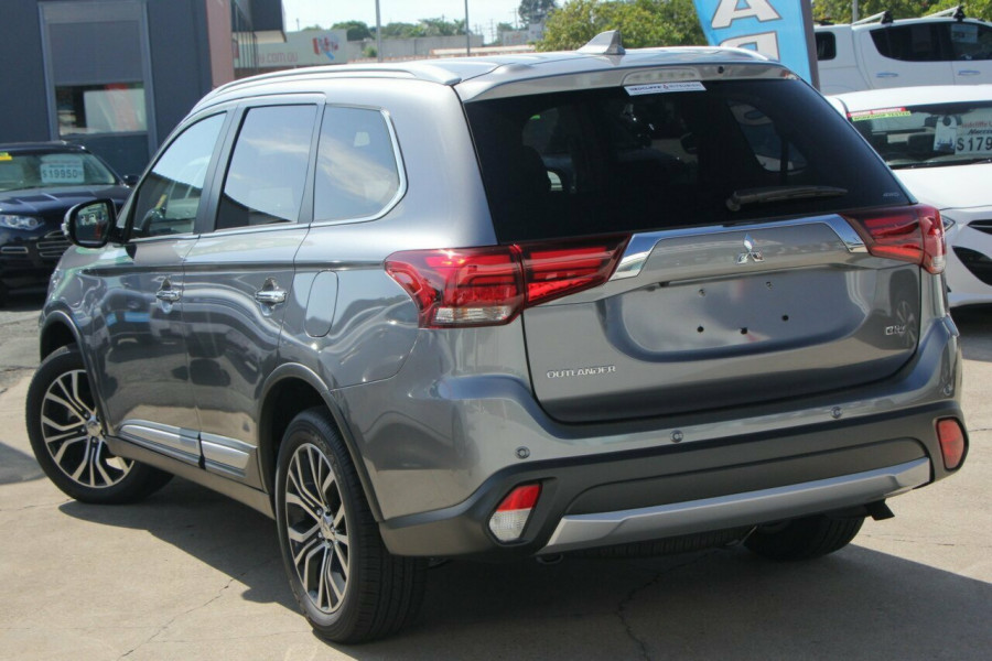 2016 MY Mitsubishi Outlander ZK Exceed AWD Diesel Wagon