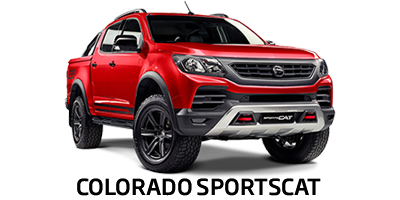 New HSV Colorado SportsCat