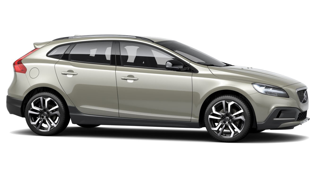 2017 Volvo V40 Cross Country M Series D4 Inscription Sedan