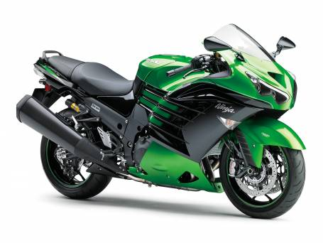 New 2016 Ninja ZX-14R Special Edition Brembo Ohlins