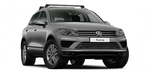 2017 Volkswagen Touareg 7P Adventure Wagon