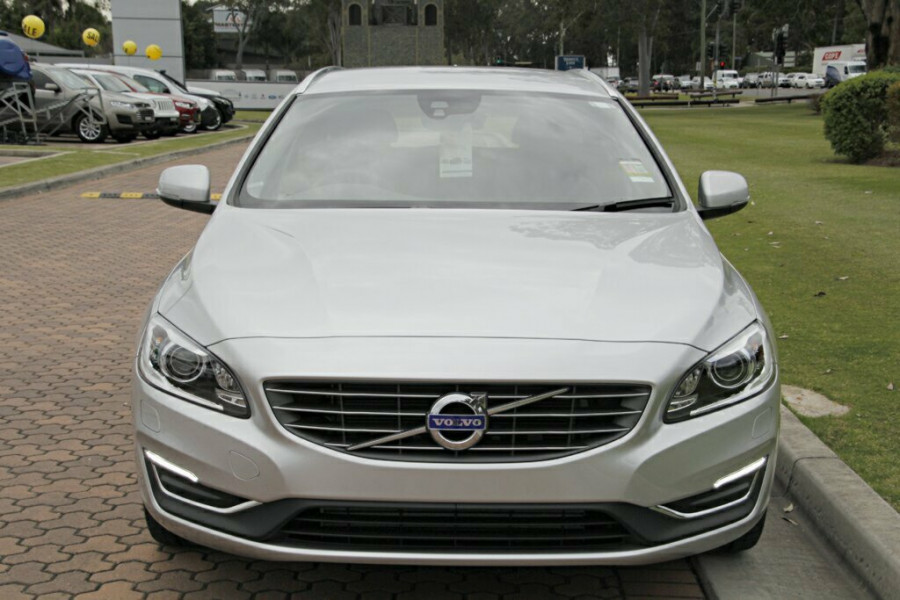 2016 Volvo V60 F Series T5 Luxury Wagon