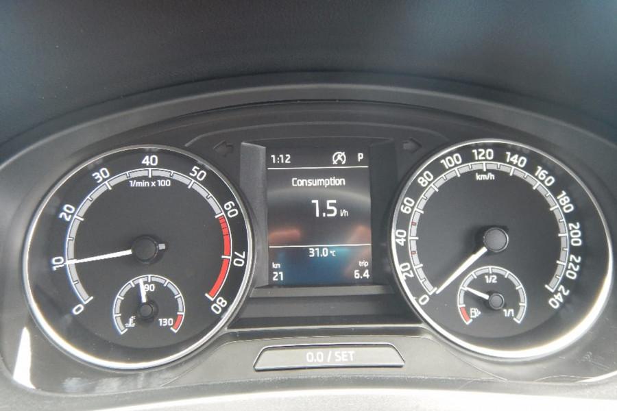 2017 MY18 Skoda Rapid NH Style Hatchback
