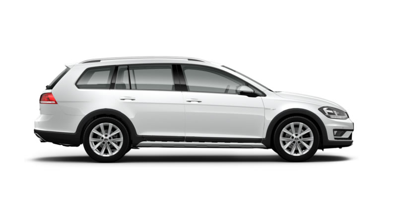 New Golf Alltrack 132TSI 6 Speed DSG