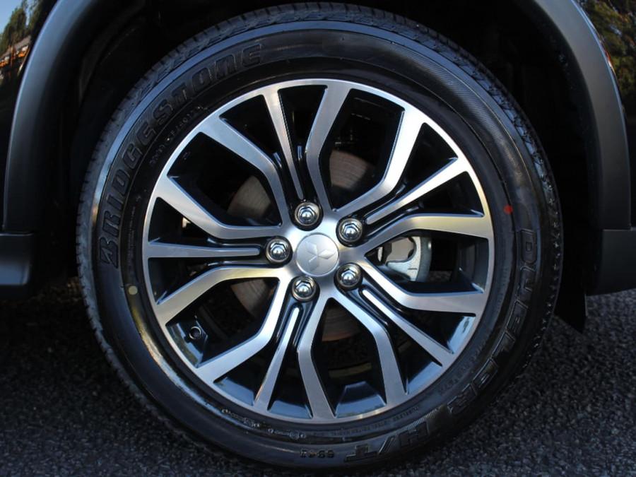 2017 MY18 Mitsubishi ASX XC XLS 2WD Wagon