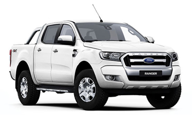 Ranger 4x2 XLT Double Cab Pick-up 3.2L Diesel