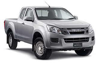 New Isuzu UTE 4x2 SX Space Cab UTE - High Ride