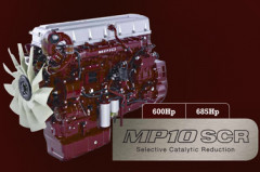 Built Mack Tough - Mack MP10 SCR