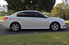 2013 MY Subaru Liberty B5  2.5i Premium Sedan