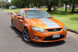 Ford Falcon Anniv FG XR6 Trb 50th
