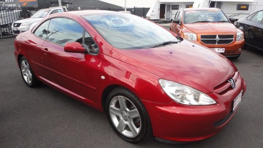 2004 MY03 Peugeot 307 Cabriolet