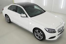 Mercedes-Benz C200 W205 807+057MY