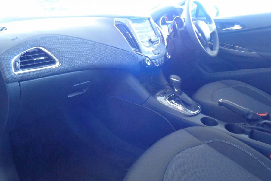 2017 Holden Astra BL  LS Sedan