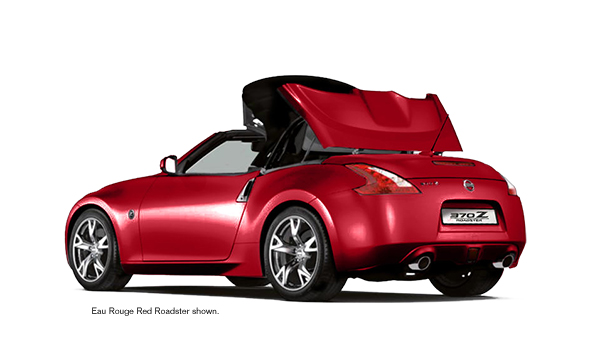 370Z Roadster Zero to wind-in-your-hair exhilaration in less than 20 seconds.