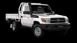 LandCruiser 70 SCC WorkMate Turbo Diesel [E]