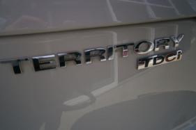 2014 Ford Territory SZ TS Wagon