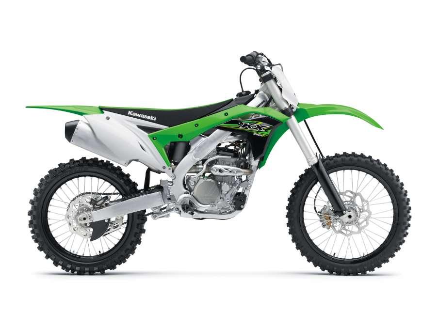 2017 Kawasaki KX250F 2017 KX250F