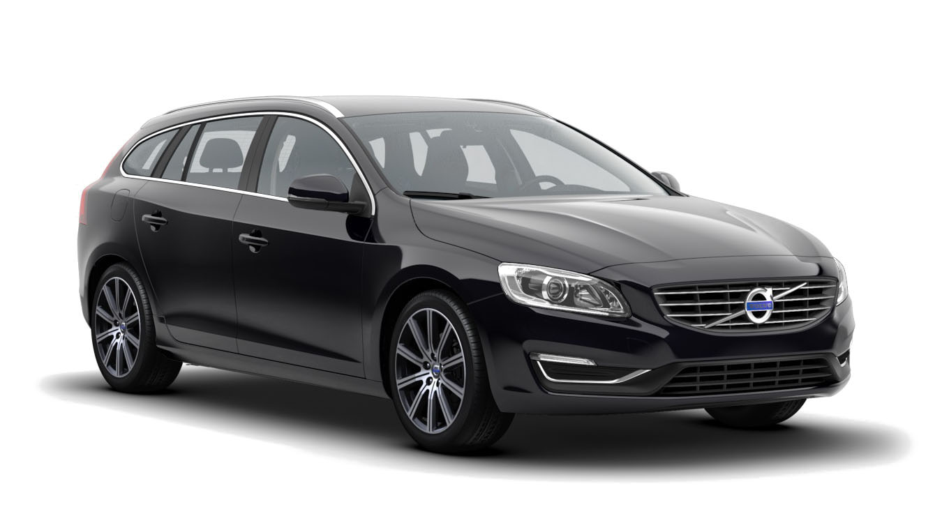 2016 MY17 Volvo V60 F Series T5 Luxury Wagon
