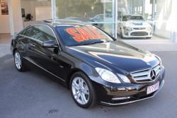 Mercedes-Benz E250 Elegance C207  BlueEffici