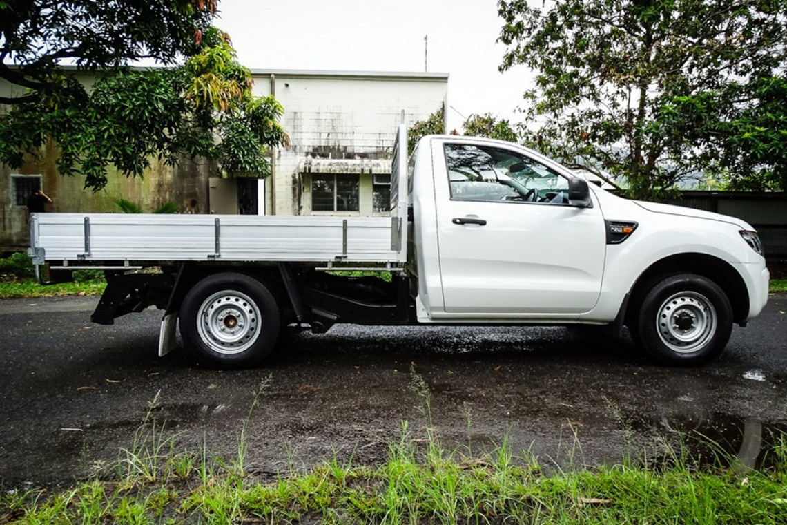 2013 ford ranger px xl cab chassis for sale in cairns. Black Bedroom Furniture Sets. Home Design Ideas