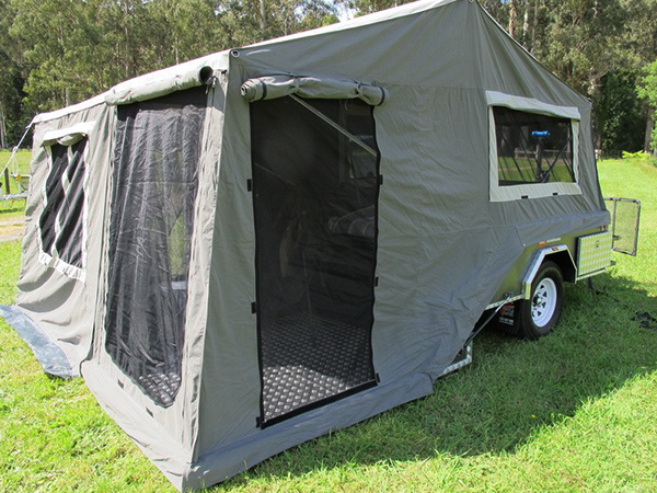 Vanguard Hard Floor Camper Trailer
