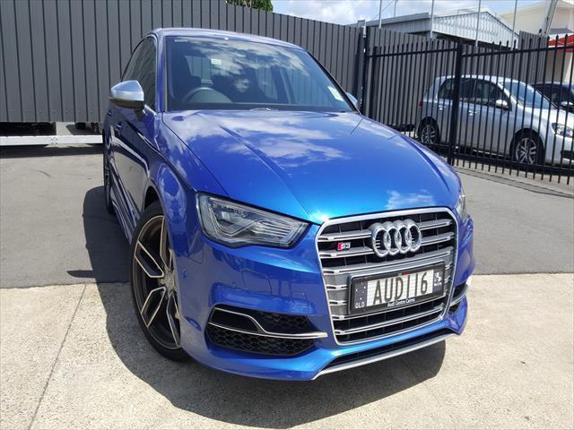 Audi S3 Demo 8V