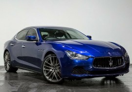 Maserati Ghibli S M157 MY14