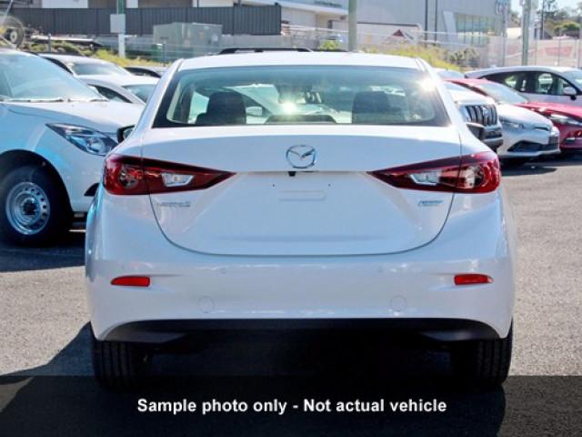 2017 Mazda 3 BN5278 Maxx Sedan Sedan