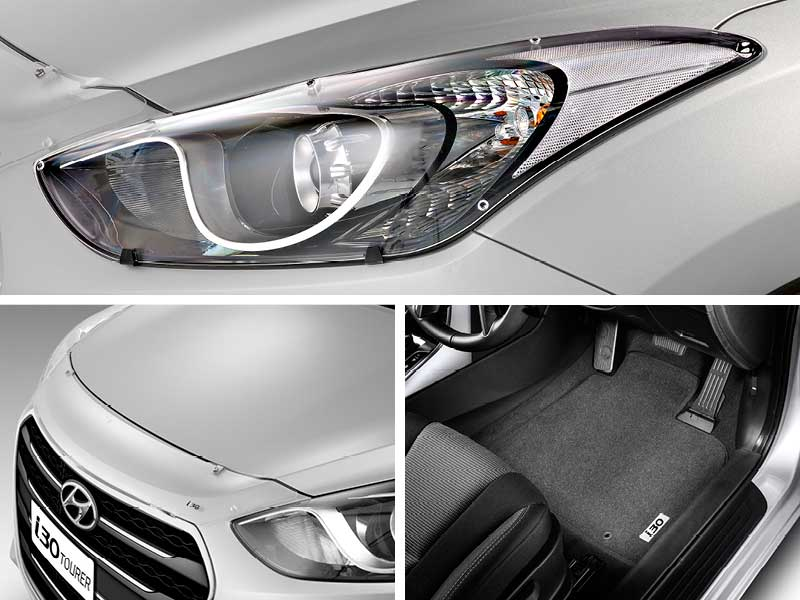 i30 Tourer protection accessory pack