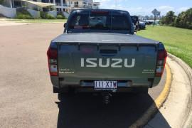 2014 Isuzu Ute D-MAX SX Utility