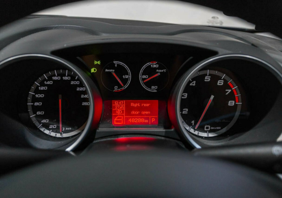 2014 MY13 Alfa romeo Giulietta Series 0 MY13 Progression TCT Hatchback