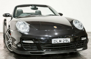 Porsche 911 Turbo AWD 997 MY08