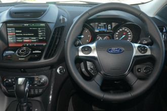2016 MY16.5 Ford Kuga TF MKII Titanium AWD Wagon