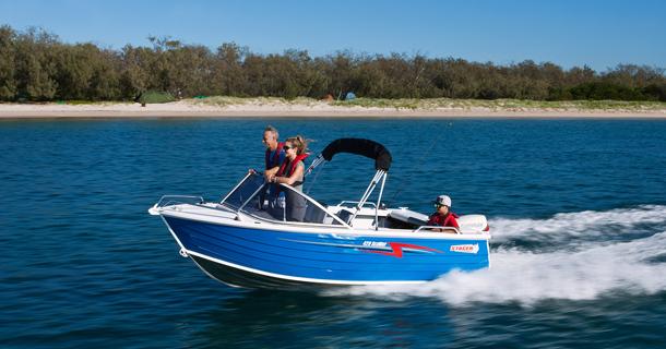 New Stacer 429 Seaway