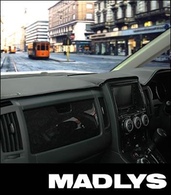 MADLYS D5 DELICA DASH MAT
