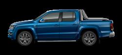 New Volkswagen Amarok V6
