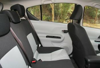 2012 Toyota Prius c NHP10R E-CVT Hatchback