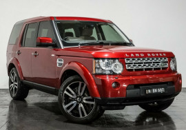 Land Rover Discovery 4 SDV6 HSE Series 4 L319 MY13