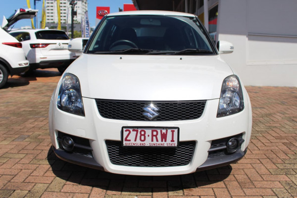 2010 Suzuki Swift RS416 SPORT Hatchback