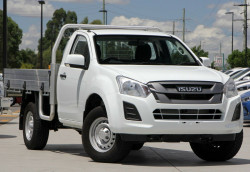 Isuzu Ute D-MAX SX High Ride MY17